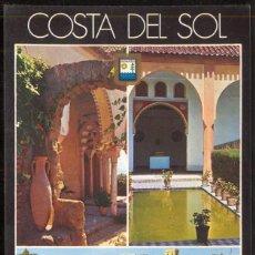 Postales: 21 - COSTA DEL SOL .- DIVERSOS ASPECTOS. Lote 109443491