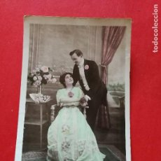Postales: ANTIGUA POSTAL COLOREADA. POSTKARTE.. Lote 109460291