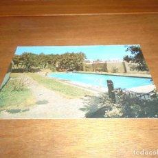 Postales: POSTAL AÑOS 70 REGIMIENTO DE INGENIEROS DE CANARIAS TENERIFE, AREA DE DEPORTES, PISCINA PARA TROPA. Lote 110076255