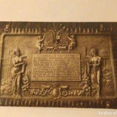 Postales: ANTIGUA POSTAL, CON SELLO DE 1922 COMERCIO TOLEDO. VER FOTOS Y DESCRIPCION. Lote 110171059