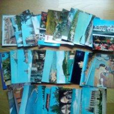 Postales: LOTE 40 POSTALES SIN CIRCULAR DE CIUDADES DE ESPAÑA. Lote 112531775