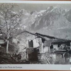 Postales: POSTAL MOGROVEJO Y LOS PICOS DE EUROPA.. Lote 113152910