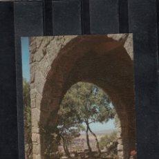 Postales: 158.- MALAGA. VISTA PARCIAL DE UNO DE LOS BELLOS RINCONES DE GIBRALFARO. Lote 113315527