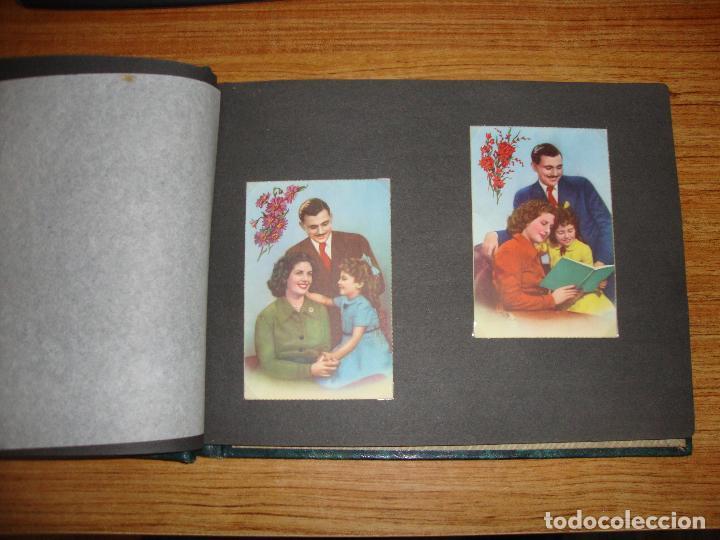 Postales: (TC-118) ALBUM CON 33 POSTALES DE ENAMORADOS PAREJAS VER TODAS - Foto 5 - 114599303