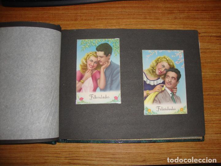 Postales: (TC-118) ALBUM CON 33 POSTALES DE ENAMORADOS PAREJAS VER TODAS - Foto 6 - 114599303