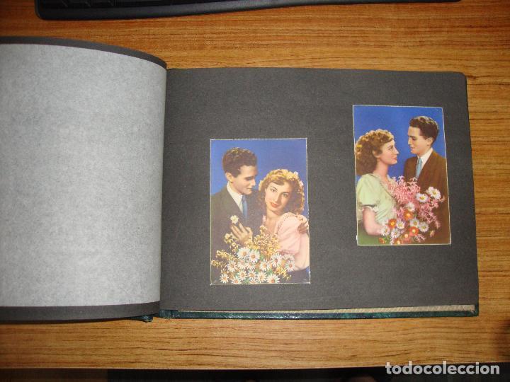 Postales: (TC-118) ALBUM CON 33 POSTALES DE ENAMORADOS PAREJAS VER TODAS - Foto 9 - 114599303