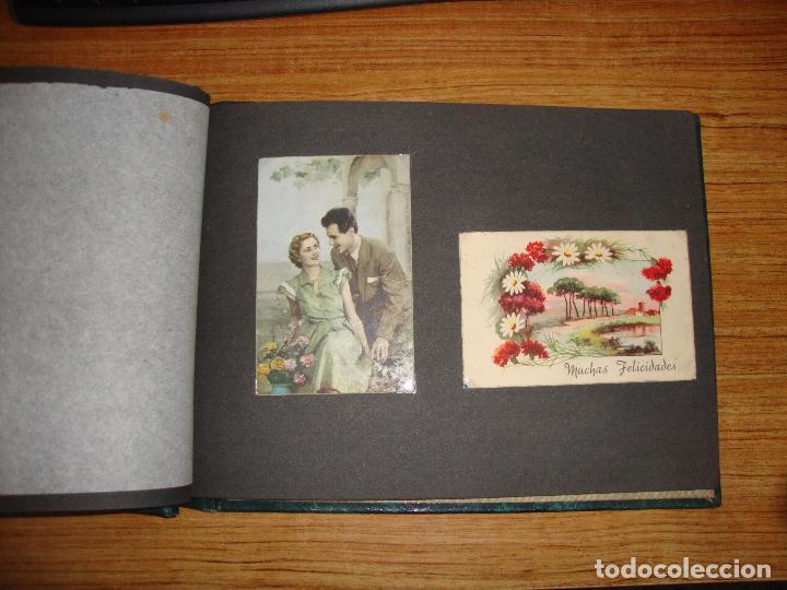 Postales: (TC-118) ALBUM CON 33 POSTALES DE ENAMORADOS PAREJAS VER TODAS - Foto 11 - 114599303