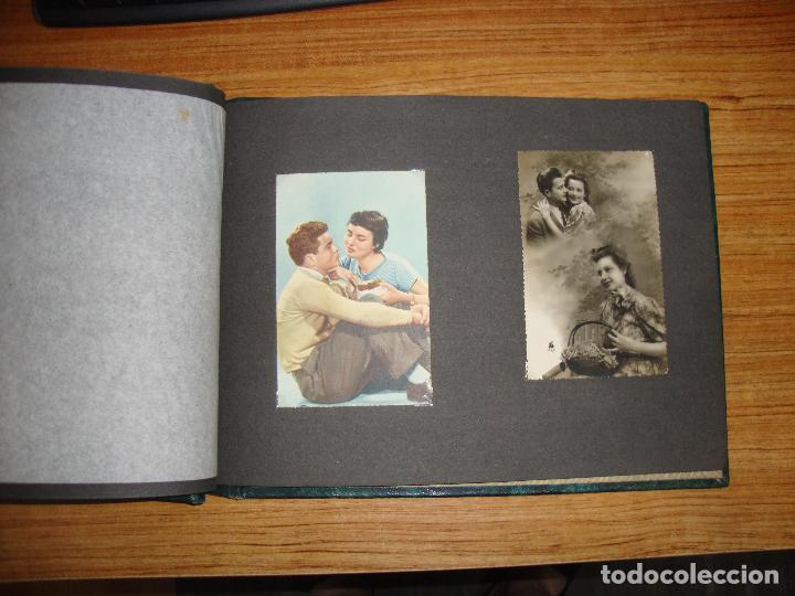 Postales: (TC-118) ALBUM CON 33 POSTALES DE ENAMORADOS PAREJAS VER TODAS - Foto 14 - 114599303