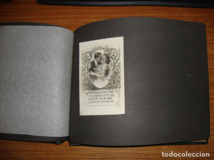 Postales: (TC-118) ALBUM CON 33 POSTALES DE ENAMORADOS PAREJAS VER TODAS - Foto 18 - 114599303