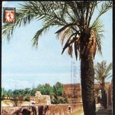 Postales: 769 - CORDOBA .- FLAMENCOS EN LAS MURALLAS DEL ALCAZAR. Lote 114980891