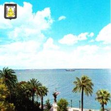Postales: CADIZ -ALAMEDA MARQUÉS DE COMILLAS Y BAHIA- (A. SUBIRATS CASANOVAS Nº 1125) SIN CIRCULAR / P-2744. Lote 115213507