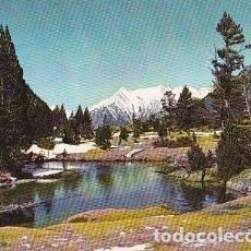 """Postales: POSTAL B03822: VALLE DE BOHI. PARQUE NACIONAL """"AIGUES TORTES"""". PIRINEOS DE LERIDA.. Lote 115237440"""