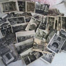 Postales: LOTE DE 40 POSTALES ANTIGUAS - GRANADA. Lote 115282588