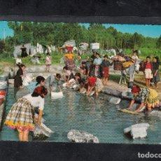 Postales: NAZARE - LAVADEIRAS. COSTUMBRE TÍPICA. Lote 115293283