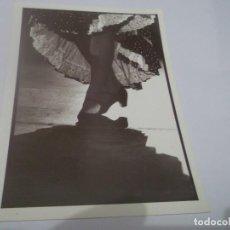 Postales: POSTAL LO FLAMENCO -EL BAILE -TATO OLIVAS. Lote 115295579