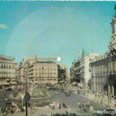 Postales: TARJETA FONOSCOPE PUERTA DEL SOL MADRID. LA PIU BELLA DEL MONDO.. Lote 115621959