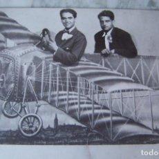 Postales: POSTAL FEDERICO GARCÍA LORCA. VEGAP 1998. FUNDACIÓN FEDERICO GARCÍA LORCA.. Lote 120337711