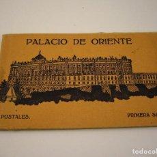 Postales: LOTE DE 15 POSTALES PALACIO DE ORIENTE. Lote 120725723