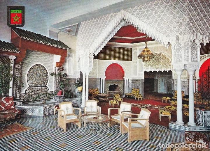 Postal 18863 Tanger Salon Arabe Buy Other Old Postcards At