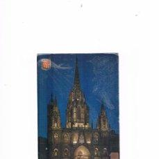 Postales: POSTAL ANTIGUA SIN CIRCULAR BARCELONA CATEDRAL. Lote 122987531