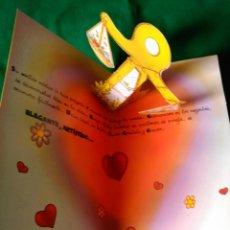 Postales: POSTAL SIGNOS DEL ZODIACO - LIBRA. Lote 124392735