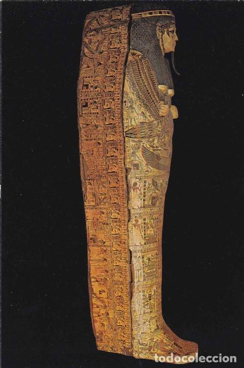 3393bd564bd2 postal b4710  museo arqueologico  sarcofago de - Comprar en ...