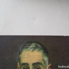 Postales: ANTIGUA TARJETA POSTAL: RETRATO , S/F- FOTOTÍPIA HAUSER Y MANET-MADRID. Lote 124908315