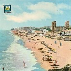 Postales: TORREMOLINOS - 5543 PLAYAS HOTEL RIVIERA. Lote 125852251