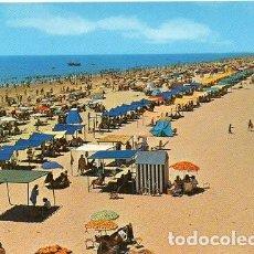 Postales: LEPE - 5 PLAYA DE LA ANTILLA. Lote 125852367