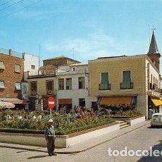 Postales: MARMOLEJO - 8 VISTA PARCIAL DE LA PLAZA DEL AMPARO. Lote 125859663