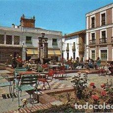 Postales: MARMOLEJO - 1 PLAZA DE NTRA. SRA. DEL AMPARO. Lote 125859895