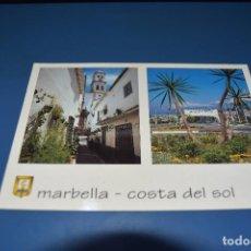 Postales: POSTAL SIN CIRCULAR - MARBELLA 99 - MALAGA - EDITA ESCUDO DE ORO. Lote 126243923