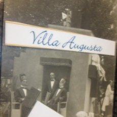 Postales: HOGUERAS DE ALICANTE POSTAL DE 1928 OEIGINAL CUÑO REVERSO LUCENTUM. Lote 127532611