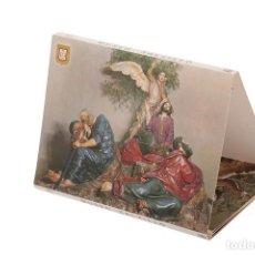 Postales: 10 POSTALES MUSEO SALZILLO MURCIA. Lote 128271939