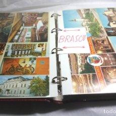 Postales: ÁLBUM CON 84 POSTALES DE TURQUÍA, RUMANÍA, ARGELIA, CÓRCEGA Y SICILIA. Lote 128460551