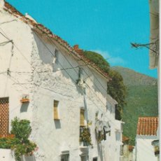 Postales: (1101) CASARES. CALLE TIPICA. Lote 128654415