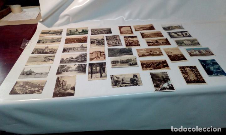 LOTE VARIADO DE FOTOS - POSTALES ANTIGUAS (Postales - Varios)