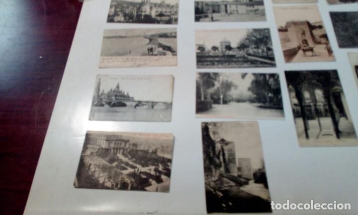 Postales: LOTE VARIADO DE FOTOS - POSTALES ANTIGUAS - Foto 3 - 129643287