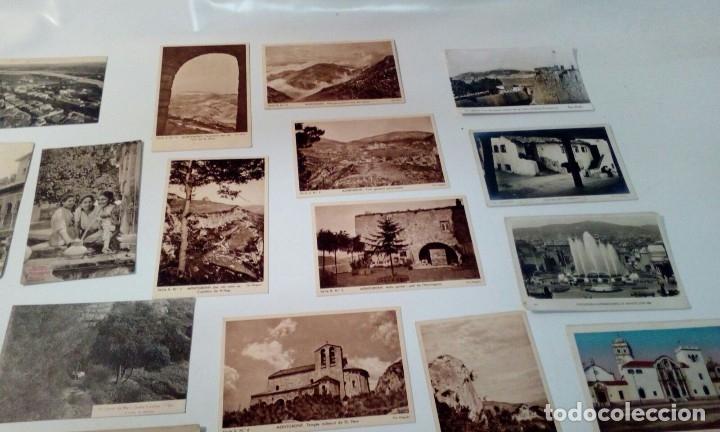 Postales: LOTE VARIADO DE FOTOS - POSTALES ANTIGUAS - Foto 4 - 129643287