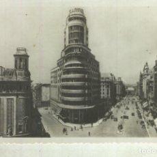 Postales: POSTAL 013307: EDIFICIO CAPITOL EN MADRID. Lote 130147575