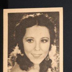 Postales: TARJETA POSTAL FOTOGRAFIA ESTRELLAS DEL CINE Nº 38 RAQUEL TORRES (METRO G.M.) 44. Lote 130254990