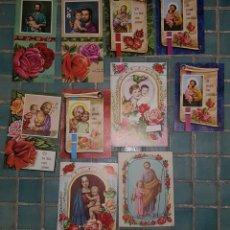 Postales: LOTE 10 POSTALES - NUEVAS - ANTIGUAS. Lote 130548810