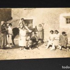 Postales: TARJETA POSTAL - FOTOGRAFÍA (FAMILIA) - SIN CIRCULAR. Lote 130980332