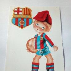 Postales: POSTAL F. C. BARCELONA . Lote 131054996
