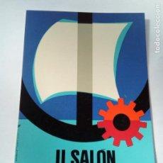 Postales: POSTAL SALÓN NAUTICO. Lote 131055436