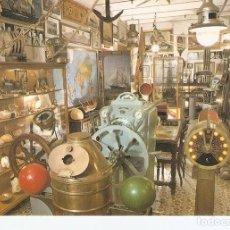 Postales: POSTAL 050125 : MUSEO DE CURIOSIDADES MARINERAS ROIG TOQUES. VILANOVA I LA GELTRU (BARCELONA). Lote 131513434
