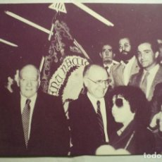 Postales: POSTAL TARRADELLAS -50 AÑOS PARTIDO ESQUERRA REPUBLICANA DE CATALUÑA- FOMENT 1931-1981. Lote 132041862