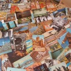 Postales: LOTE COLECCION DE 73 TARJETAS POSTALES. Lote 132235158