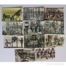 Postales: LOTE POSTALES 1974. Lote 132615562