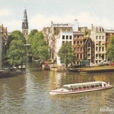 Postales: POSTAL B6206: HOLANDA: AMSTERDAM. Lote 133180438